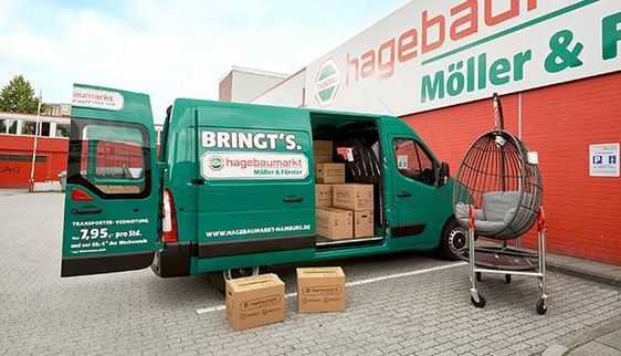 toom baumarkt transporter perfect cool jetzt auch als mietwagen mit sixt und rwe emobility. Black Bedroom Furniture Sets. Home Design Ideas